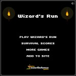 Wizards Run Screenshot