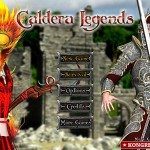 Caldera Legends Screenshot