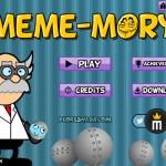 Meme-mory Screenshot