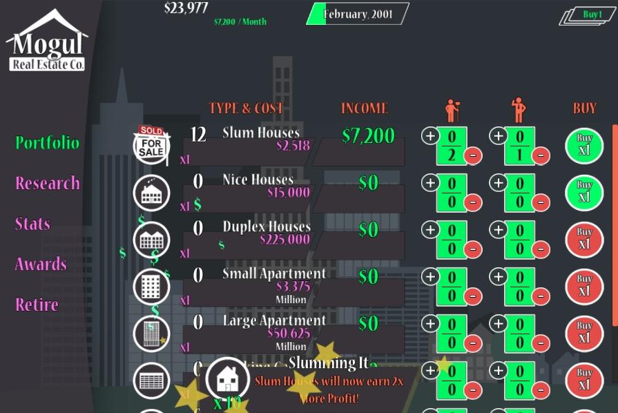 real estate mogul online game