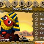 Dibbles 3: Desert Despair Screenshot