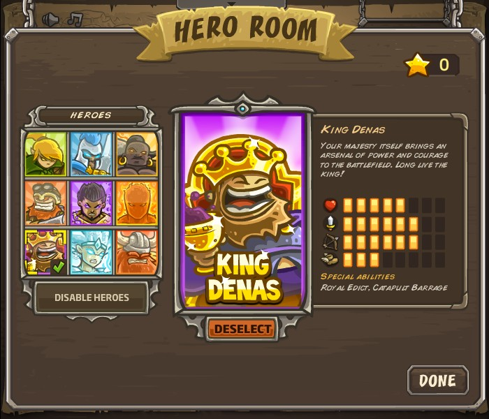 kingdom rush frontiers best hero