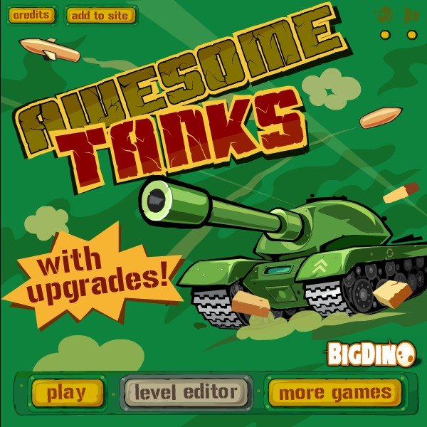awesome tanks hacked cheats hacked online games