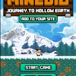 Minedig Journey to Hollow Earth Screenshot
