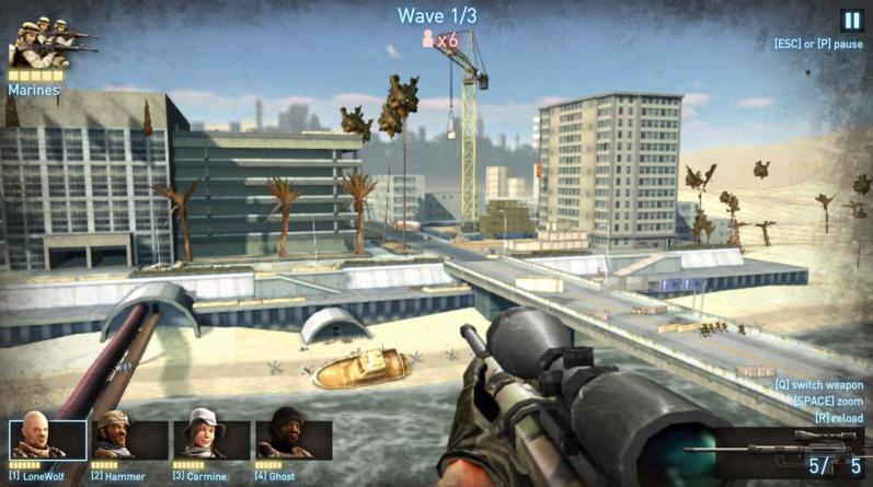 Sniper Team 2 скачать торрент - фото 3