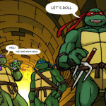 Teenage Mutant Ninja Turtles: Double Damage Screenshot
