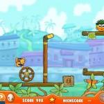 Cover Orange Journey. Pirates Screenshot