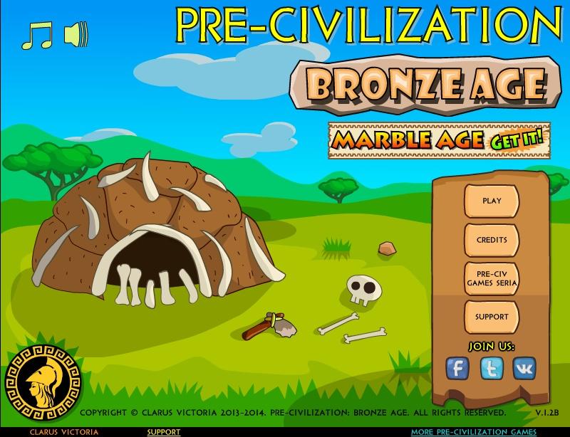 pre bronze age