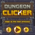 Dungeon Clicker Screenshot