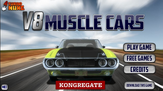 V8 Muscle Cars Hacked Cheats Hacked Online Games