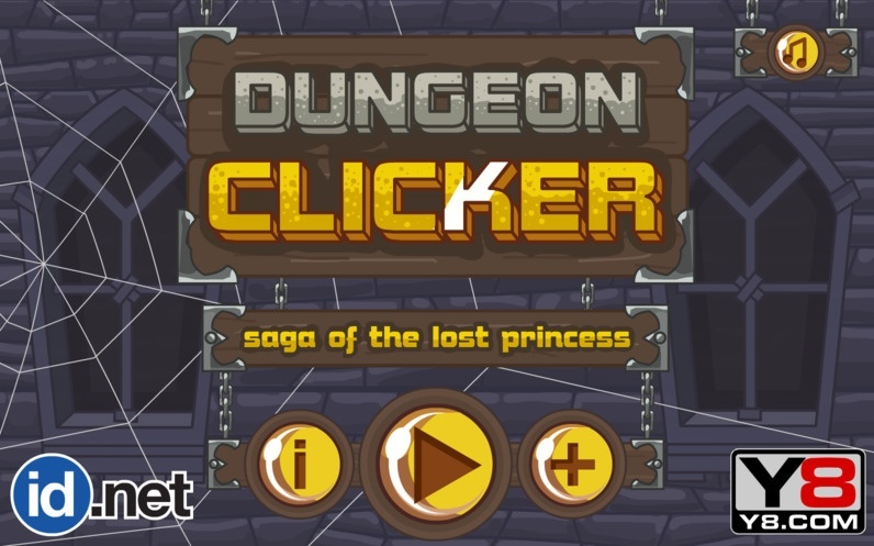Dungeon Clicker Hacked / Cheats - Hacked Online Games