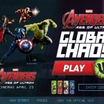Avengers - Global Chaos Screenshot