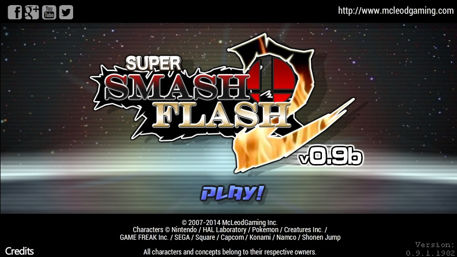 supersmash flash 2