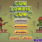 Gun Zombie Gun 2 Screenshot