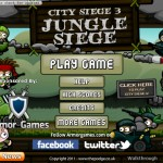 City Siege 3 - Jungle Siege Screenshot