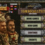 Zombocalypsis Screenshot
