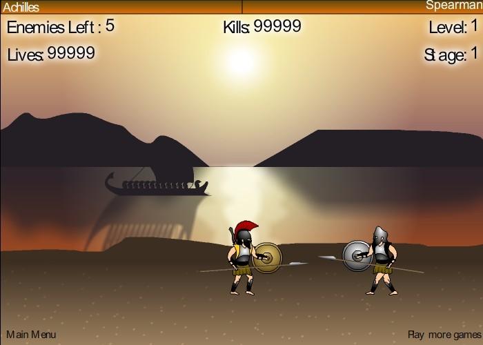 Achiles Online Game