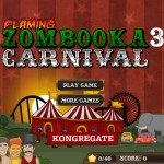 Flaming Zombooka 3 - Carnival Screenshot