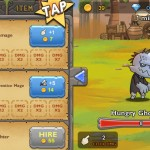 Undead Clicker: Tapping Rpg hacked Screenshot