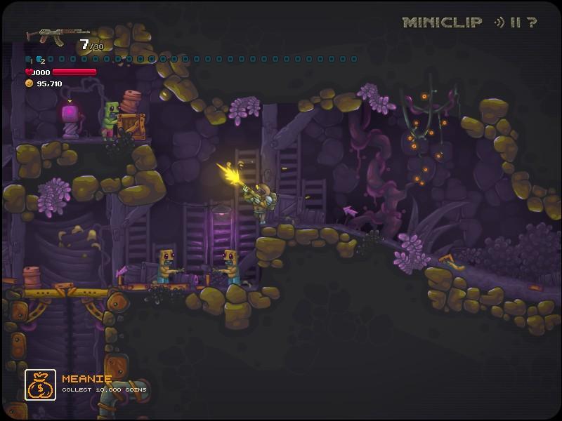 zombotron 2 time machine hacked