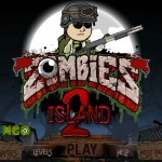 Zombies Island 2 Screenshot