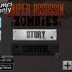 Sniper Assassin: Zombies Screenshot
