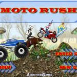 Moto Rush Screenshot