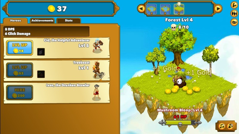 Clicker Heroes Hacked / Cheats - Hacked Online Games