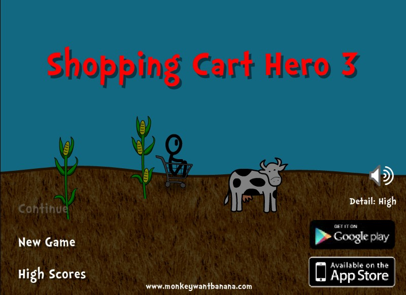Shopping cart hero 3 hacked cheats hacked online games