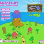 Sushi Cat - The Honeymoon Screenshot