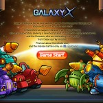 Galaxy X Screenshot