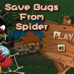 Save Bugs From Spider Screenshot