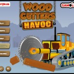 Wood Cutters Havoc Screenshot