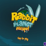Rabbit Planet Escape! Screenshot