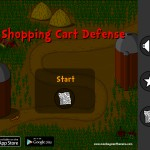 Shopping Cart Defense Screenshot