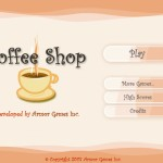 Coffee Shop Screenshot