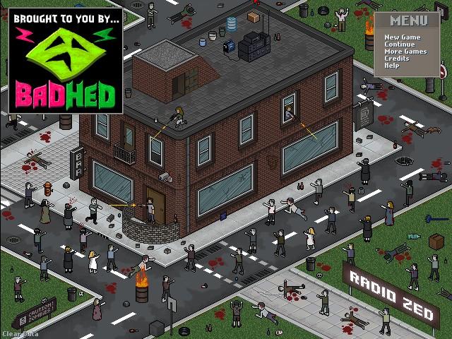 Description game dead zed gararanet