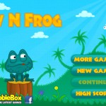 Fly N Frog Screenshot