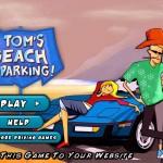 Toms Beach Parking Lot Screenshot