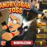 Angry Gran Run - Grannywood  Screenshot