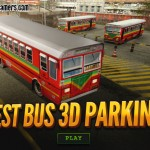 Best Bus 3D Parking Screenshot