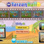Tarzan Ball Screenshot