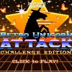 Retro Unicorn Attack Screenshot