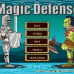 Magic Defence Screenshot