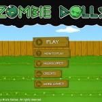 Zombie Dolls Screenshot