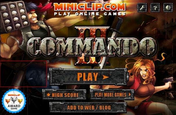 Commando 3 Hacked / Cheats - Hacked Online Games