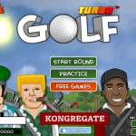 Turbo Golf Screenshot