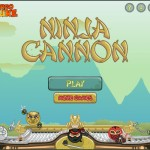 Ninja Cannon Screenshot
