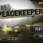 Peacekeeper Screenshot