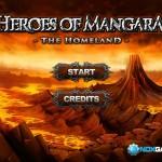 Heroes of Mangara Screenshot